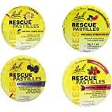 Bach Rescue Pastilles Variety Pack of 4