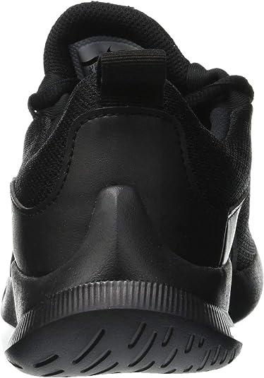 Nike Viale (GS), Scarpe da Ginnastica Basse Bambino, Nero  iuzXDR