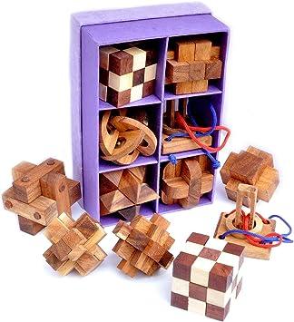 Logica Puzzles, METAL SET 6 IN 1
