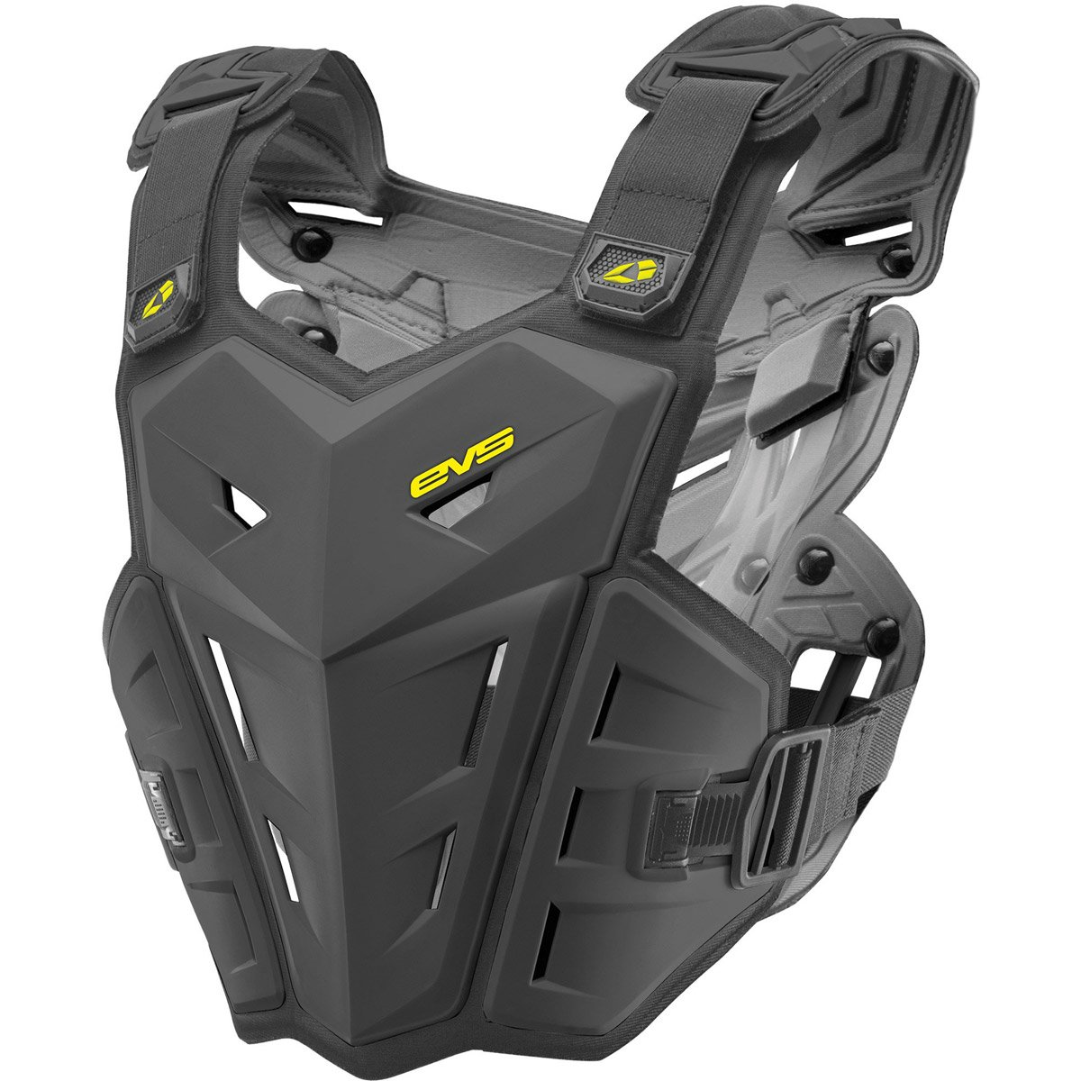 EVS Sports F1 Roost Guard (Black, Large/X-Large)