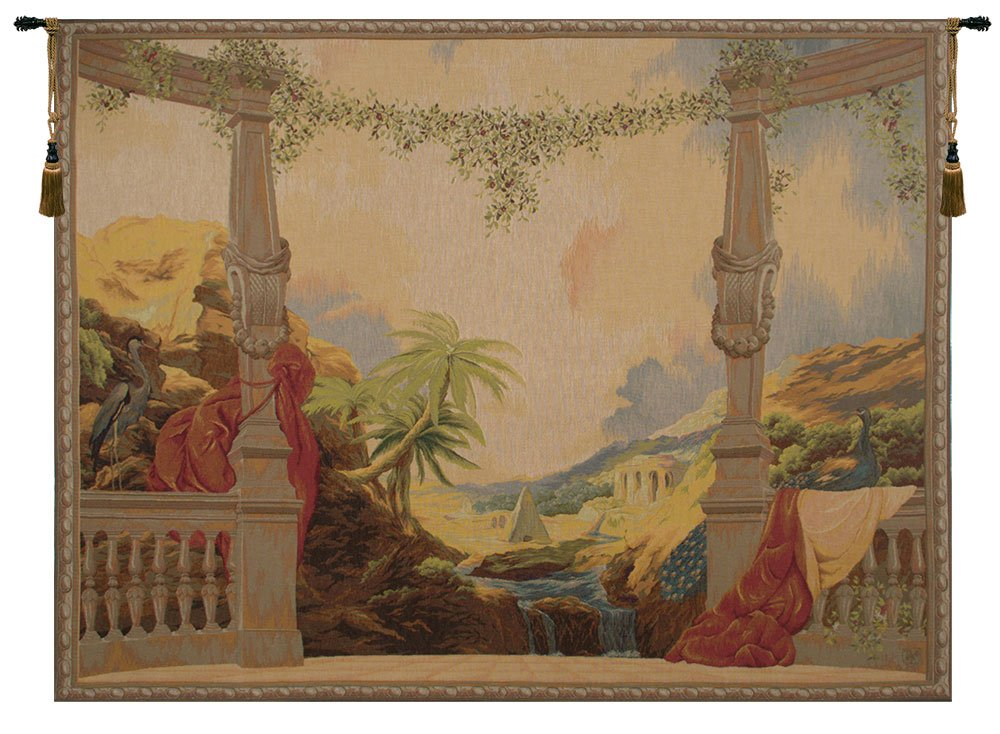 Panoramique French Wall Art Tapestry