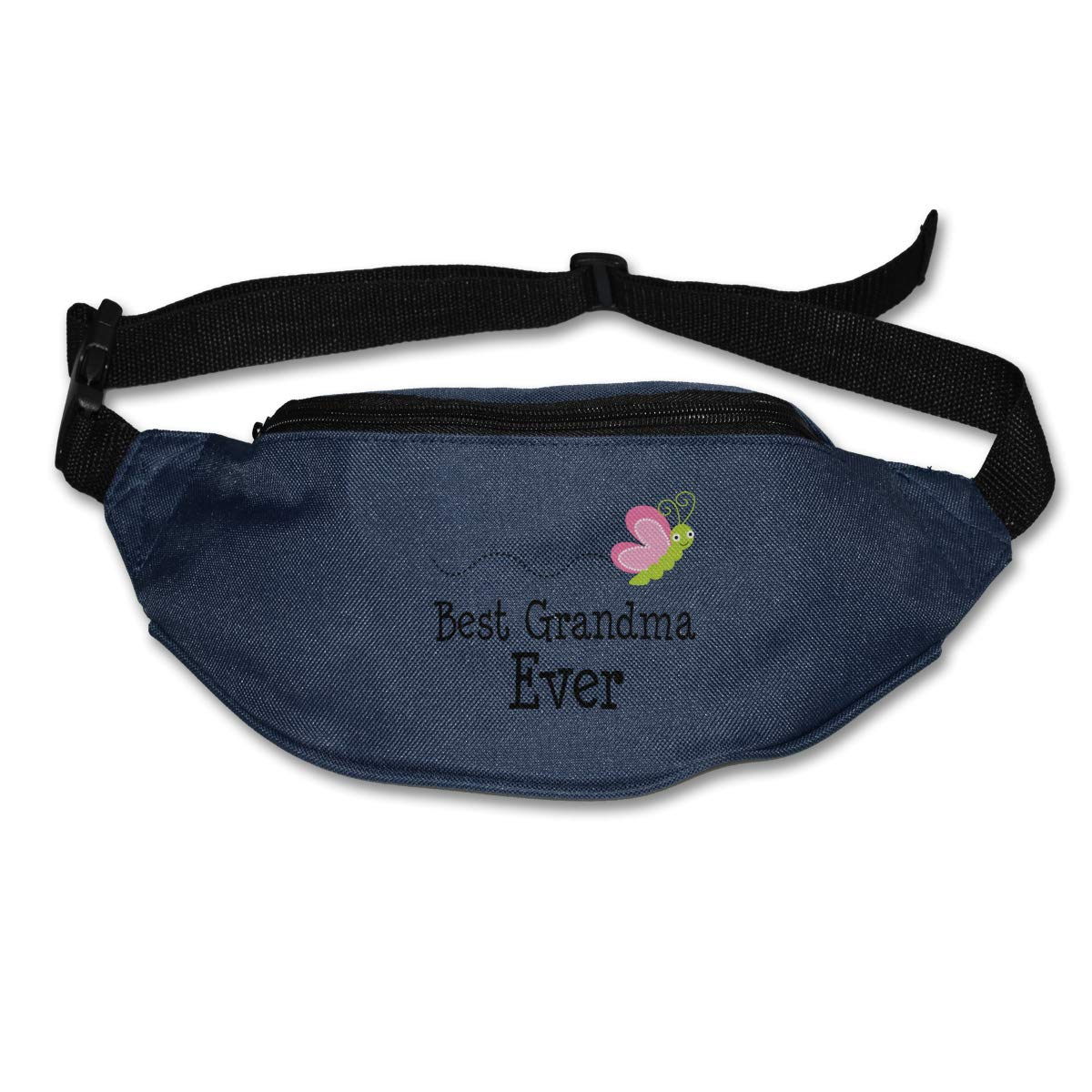 Best Grandma Ever Sport Waist Packs Fanny Pack Adjustable For Run