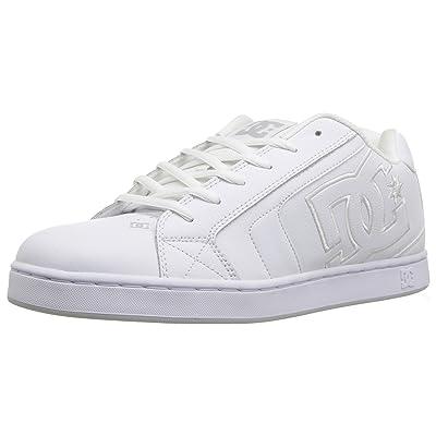 Mens DC Net SE Skate Shoe, White/White, 12 D D US: Dc: Shoes [3Bkhe1506675]