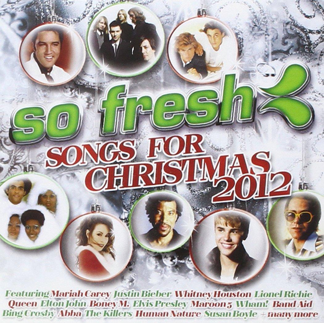 So Fresh: Songs for Christmas 2012 - Amazon.com Music
