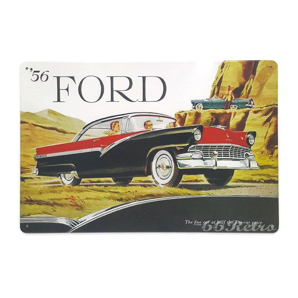 Amazon.com: 66Retro Ford The fine car at half the fine-car price ...