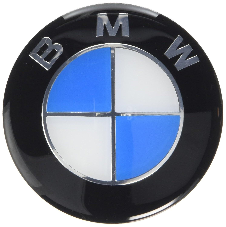 Repuesto BMW E46 E60 E61 E81, E90, E91, E92, X5 M3 Bonnet Boot Badge Emblem 82 mm X5M3Bonnet Boot Badge Emblem 82mm W0-XJNE-IPXX
