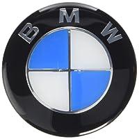 De remplacement BMW E46E60E61E81E90E91E92X5M3Bonnet Badge emblème de coffre 82mm