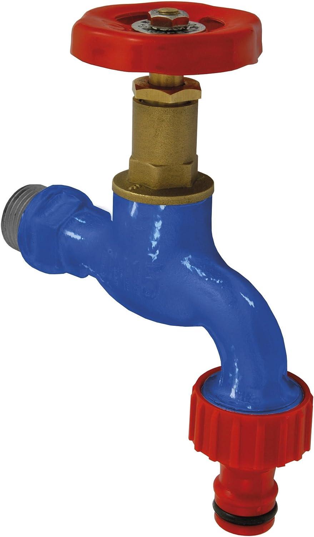 1//2 Inch BSP Resistant Cast Iron Garden Hose Outdoor Tap Water Lever Inlet Faucet Valve Hazelock compatybile