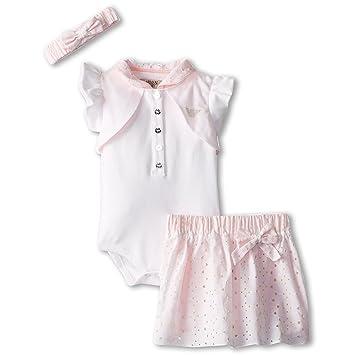 3f263c7b8bba Amazon.com  Armani Junior  Baby Girls 3 Piece Gift Set (3M)  Baby
