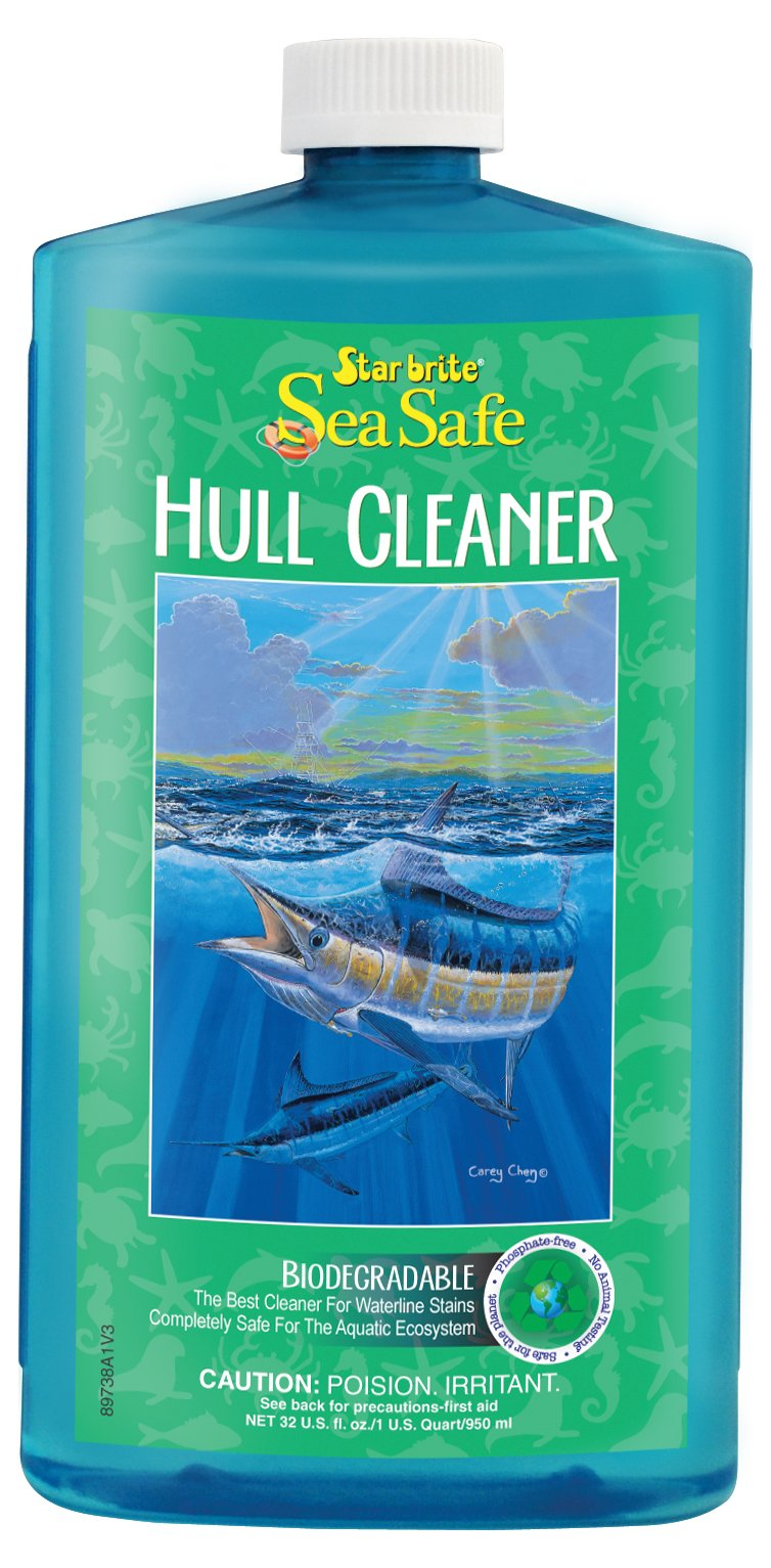 Star brite Sea Safe Hull Cleaner - 32 oz