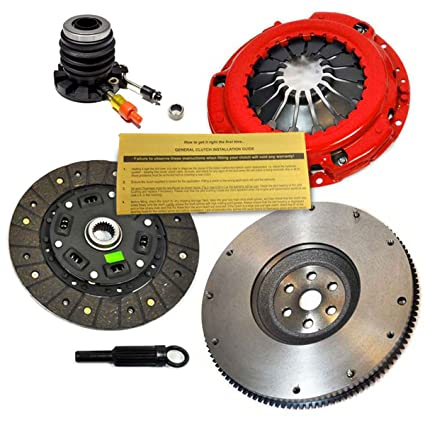 Amazon.com: EFT STAGE 2 CLUTCH KIT & SLAVE & FLYWHEEL for 95-01 FORD RANGER PICKUP 2.3L 2.5L: Automotive
