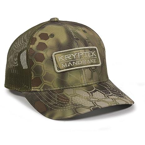 22701ec326c Amazon.com  Kryptek Scout Patch Mesh Back Fishing