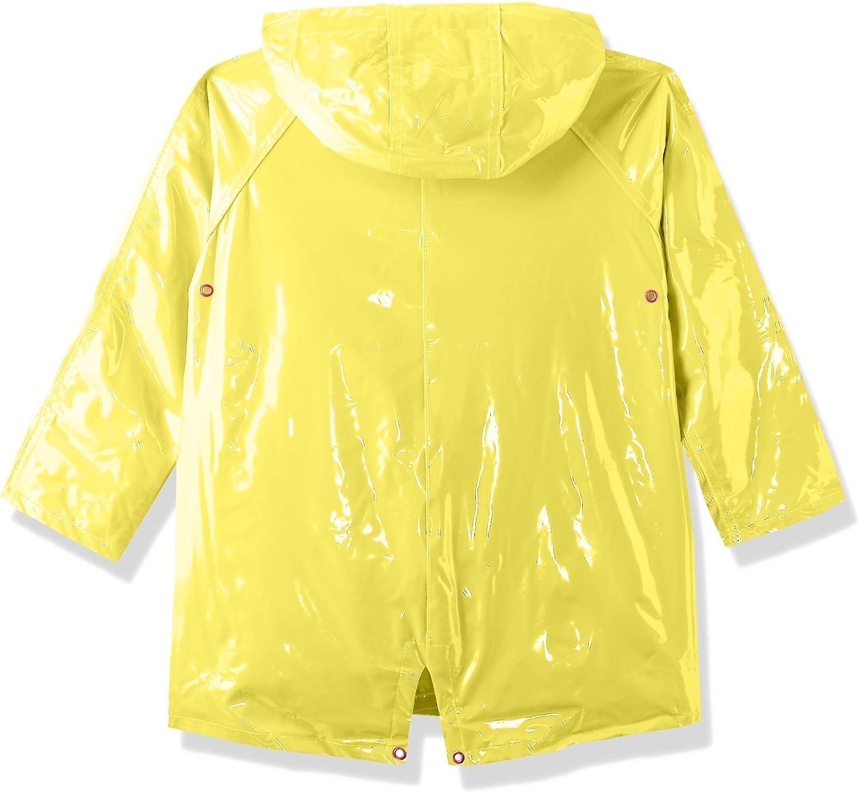 Wippette Little Girls Solid Color Raincoat Jacket