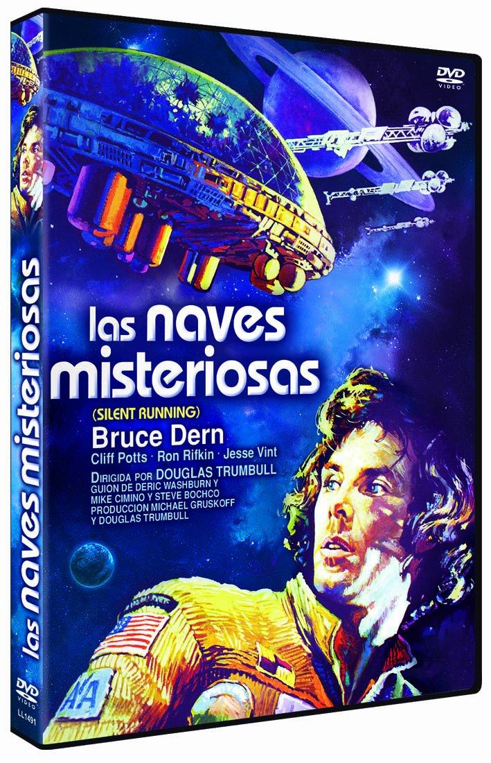 Naves Misteriosas [DVD]: Amazon.es: Bruce Dern, Cliff Potts ...
