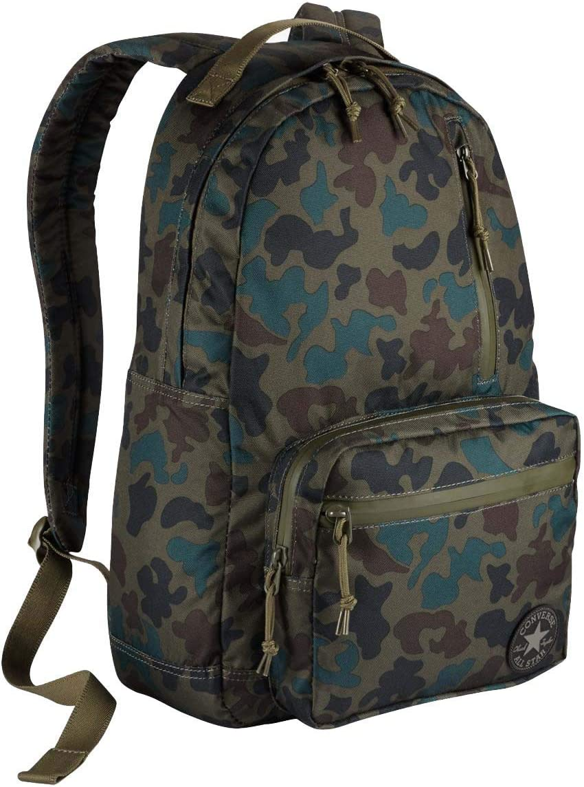 Converse Chuck Taylor All Star Go Backpack 2.0 One Size (Army Camo)
