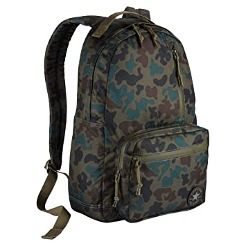 Amazon.com | Converse Chuck Taylor All Star Go Backpack 2.0 One Size (Army Camo) | Casual Daypacks