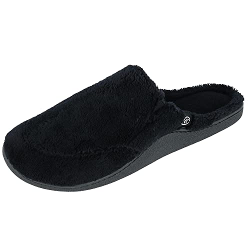 Isotoner Men s Microterry Clog Slippers  Amazon.ca  Shoes   Handbags 84604dd25