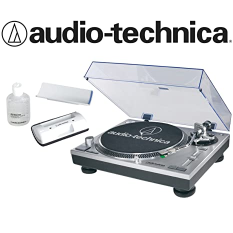 Audio-Technica AT-LP120-USB - Tocadiscos Profesional con Kit de ...