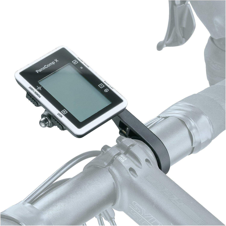 Topeak PanoComp X mit Sensoren Wireless Computer Fahrrad Tacho Rad ...