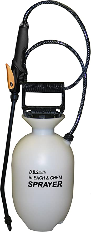 Smith 190285 Bleach and Chemical Sprayer - Best For Harsh Concentrate Treatment