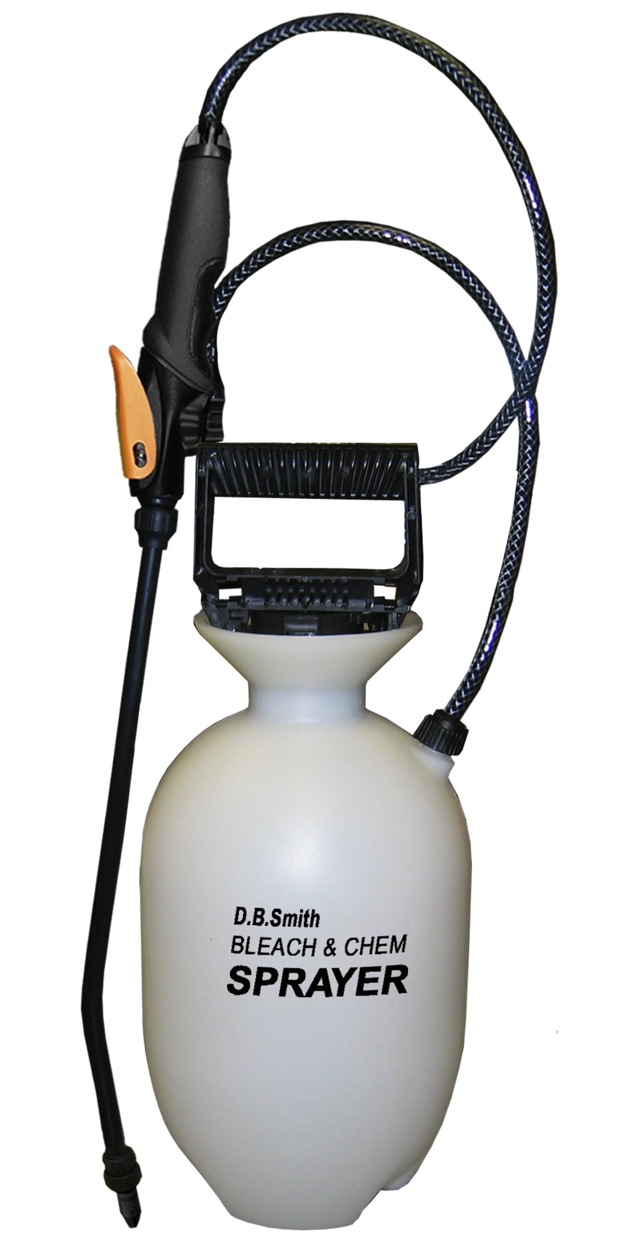 Smith 190285 1-Gallon Bleach And Chemical Sprayer For Lawns And Gardens Or Cl.. 6