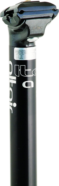 Altair Alloy 31.6X350Mm Black Seatpost SP0099