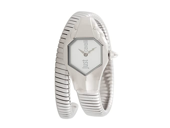 Just Cavalli Womens Analogue Classic Quartz Watch with Stainless Steel  Strap JC1L001M0015  Amazon.co.uk  Watches f7fbcdc01
