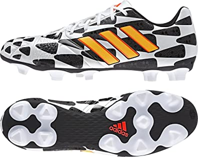 polilla mediodía Organo  Adidas Nitrocharge 3.0 FG (World Cup) White/Gold/Black Men's Size 13:  Amazon.ca: Shoes & Handbags