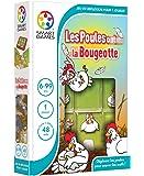 Smart Games - SB 436 FR - Jeu de Société - Les Poules ont la Bougeotte - 48 Défis