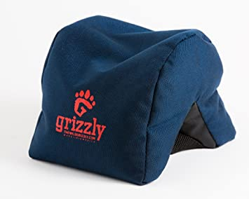 Amazon.com: Grizzly Cámara Bean Bag (medium-blue ...