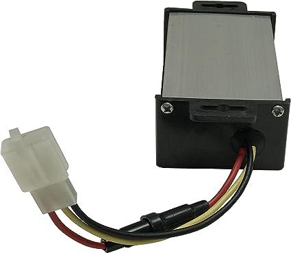 36~120V to 12-24V Voltage Converter Power Transformer for Electric Bikes