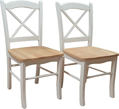 Target Marketing Systems Set of 2 Tiffany Dining Chair