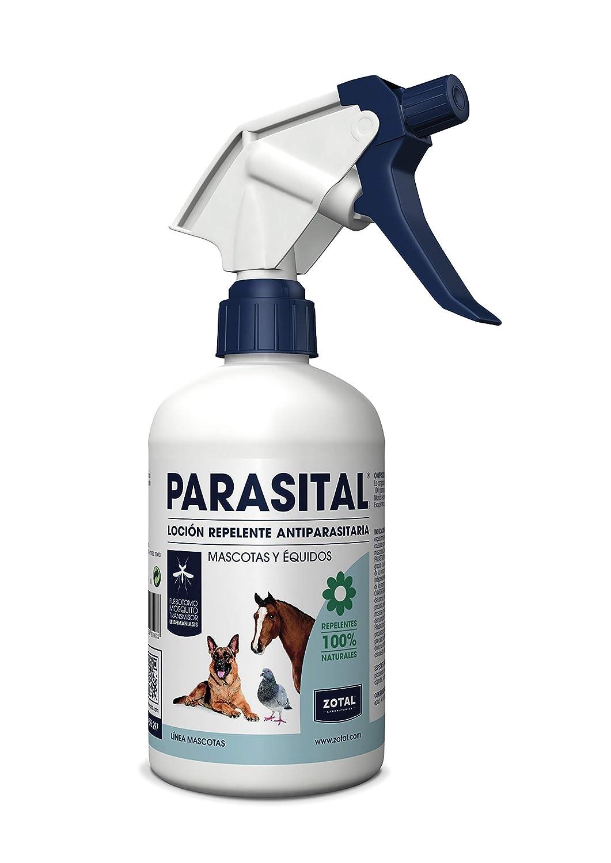 Zotal Parasital Spray Antiparasitario Externo para Perros: Amazon.es: Productos para mascotas