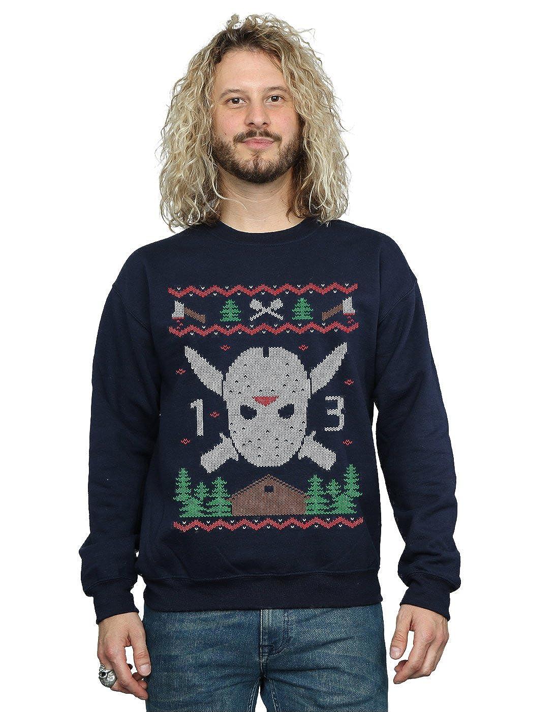 friday 13th sweatshirt christmas sweater hoodie t shirt jason voorhees camp