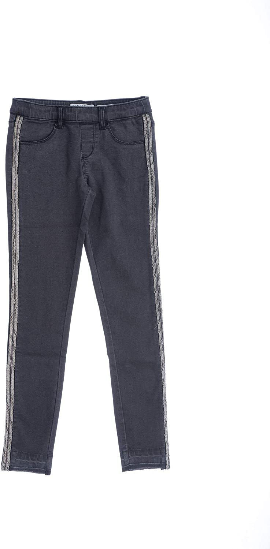 Guess - Pantalones vaqueros para niña, color negro Negro 10 ...