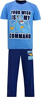 Disney Mens Aladdin Pyjamas