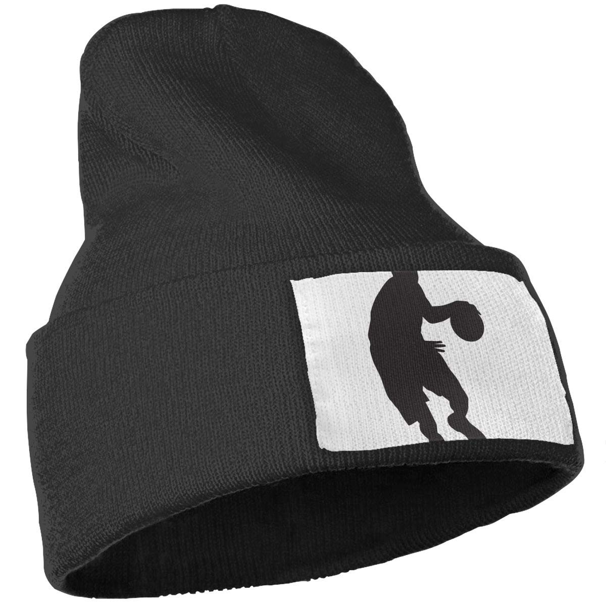I Love Basketball Unisex Fashion Knitted Hat Luxury Hip-Hop Cap