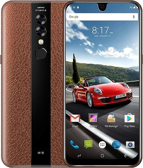 FSM88 Smartphones sin SIM desbloqueados, teléfono Android de 6,2 ...