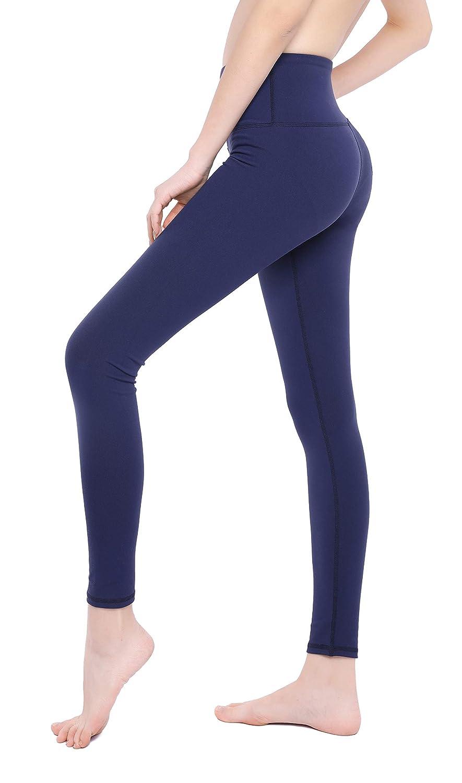 Amazon.com: VISNXGI - Mallas deportivas de yoga para mujer ...