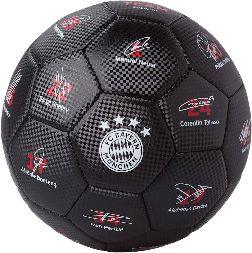 FC Bayern München Signature Ball 2019/20: Amazon.es: Deportes y ...