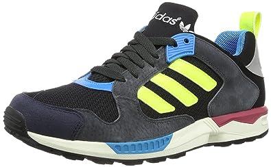 8fb47e607 adidas Originals Mens ZX 5000 RSPN-8 Trainers D65568 Black Electricity Carbon  4