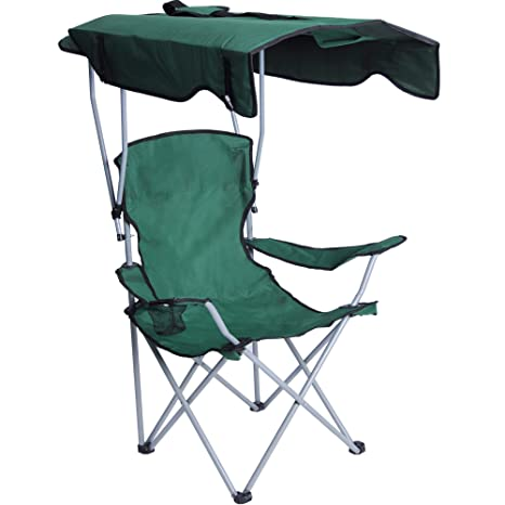 Cool Amazon Com Livebest Portable Camping Chairs With Shade Theyellowbook Wood Chair Design Ideas Theyellowbookinfo