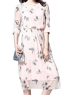 Popproms 2016 Vintage Floral Dresses