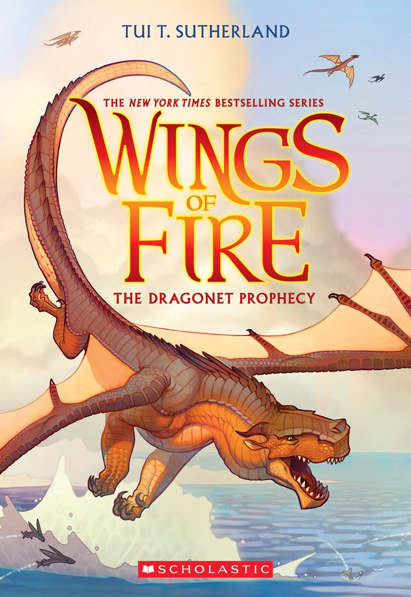 The Dragonet Prophecy (Wings of Fire, Band 1)