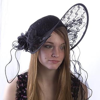 720a7244252 Amazon.com  HMS Ladies Derby Hat