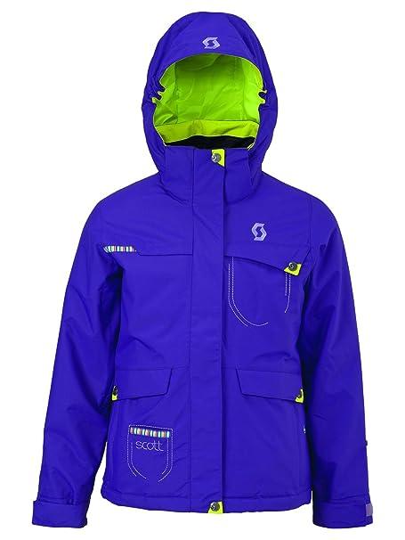Scott - Abrigo para la nieve - para niña morado morado Medium: Amazon.es: Ropa y accesorios