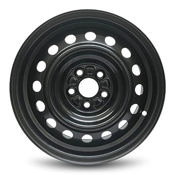 Amazoncom Toyota Corolla Lug Steel WheelX Inch Steel - Auto corolla