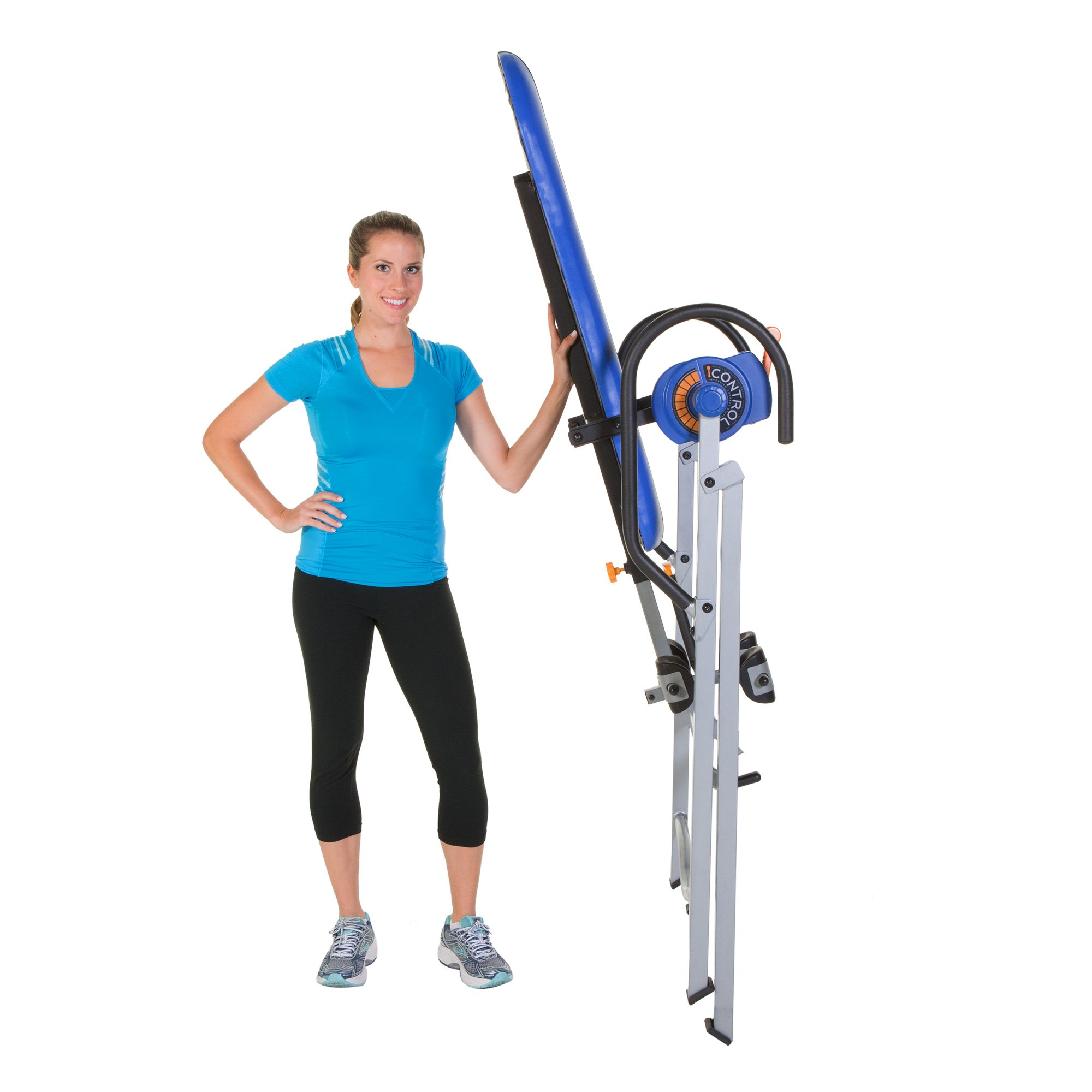 Ironman iControl 400 Disk Brake System Inversion Table by IRONMAN (Image #2)