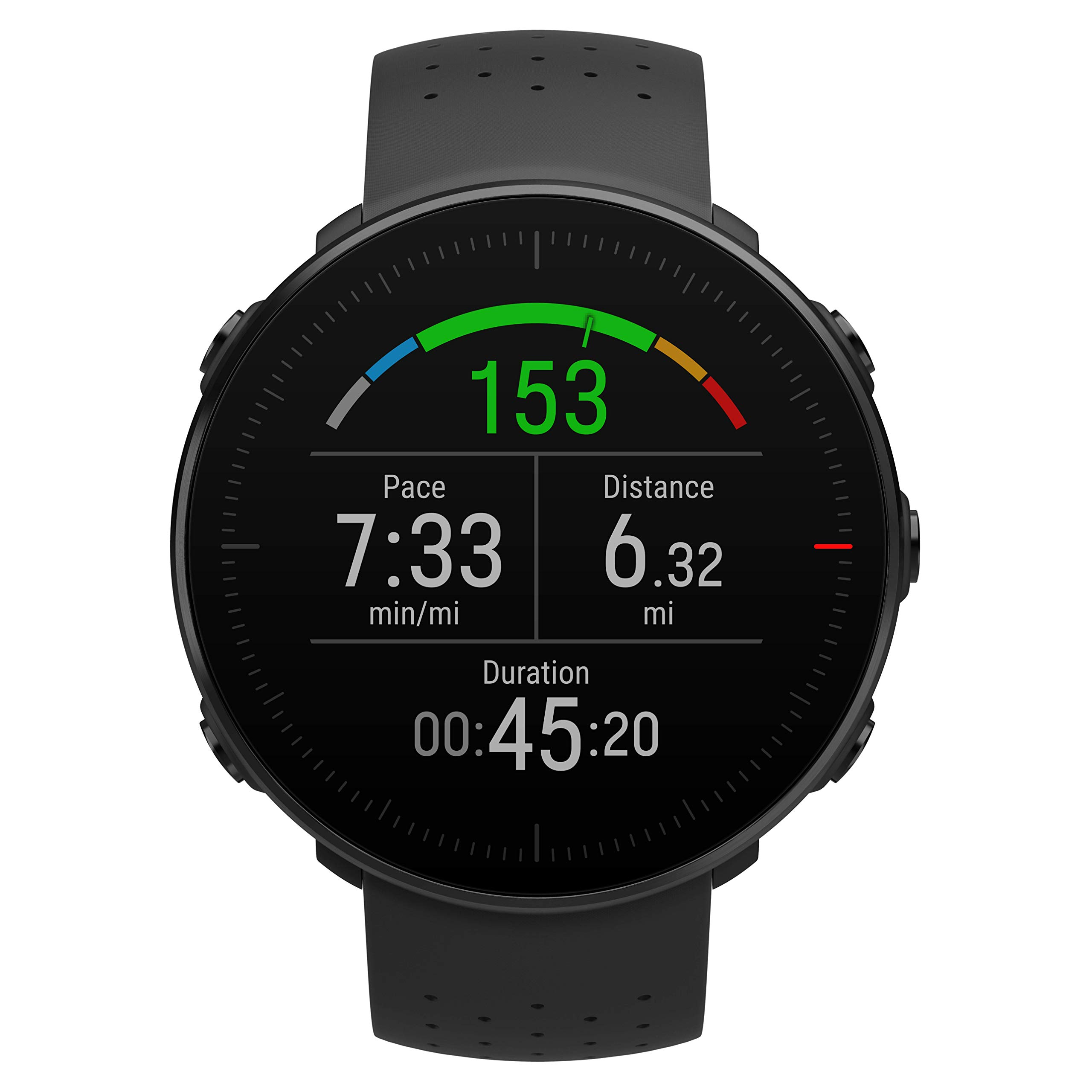 POLAR VANTAGE M –Advanced Running & Multisport Watch with GPS and Wrist-based Heart Rate (Lightweight Design & Latest Technology), Black, M-L by Polar (Image #8)