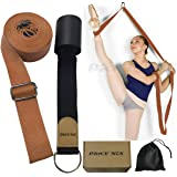Price Xes Adjustable Leg Stretcher Lengthen Ballet Stretch Band - Easy Install on Door Flexibility Stretching Leg Strap Great